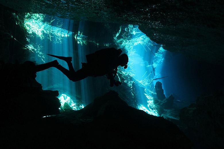 Cenote Actun Chen & Zip-Line
